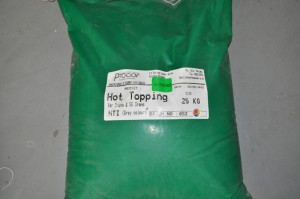 Hot Topping